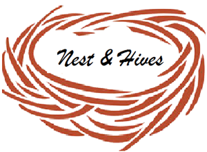 Nest and Hives Logo