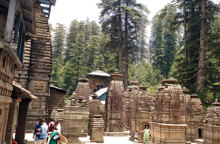 Jageshwar temple - Nest & Hives